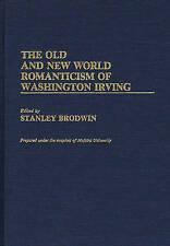 The Old and New World Romanticism of Washington Irving-ExLibrary
