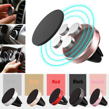 Universal Magnetic Car Air Vent Phone GPS Holder Mount Stand For iPhone Samsung