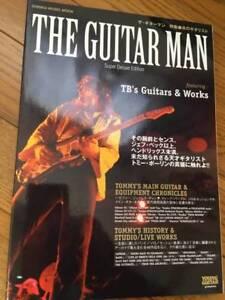 Tommy Bolin ~ The Guitar Man Super Edición de Lujo Ultimate Libro ~ Deep Purple