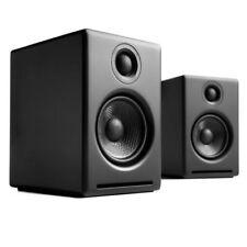 Audioengine A2 B Powered Desktop Speakers (Pair) - Black