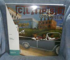 CLIPSE Lord WIllin' Double LP VMP Essentials E065 Colored Vinyl New/Unopen