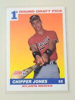 1991 Score Chipper Jones RC Rookie #671