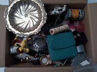 Big Junk Drawer Lot Smalls Collectibles Treasures Great Resale Value