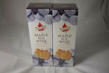Turkey Hill MAPLE ICE WINE CREAM cookies 200g 2 IN 1 SPECIAL 枫叶冰酒饼干 加拿大特产