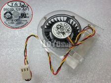 For ASUS X48 Mainboard cooling Fan T&T B6015L12F NF1 12V 0.08A 3wire 3-Pin