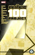 THE NEW AVENGERS 100 PROJECT SOFTCOVER