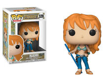 One Piece Nami POP Animation #328 Vinyl Figure FUNKO