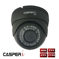 VariFocal CCTV Security Camera 2.8-12mm Lens Wide Angle 1080P AHD TVI CVI CVSB