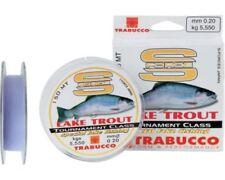 Filo da pesca - TRABUCCO LAKE TROUT 150mt 0,20