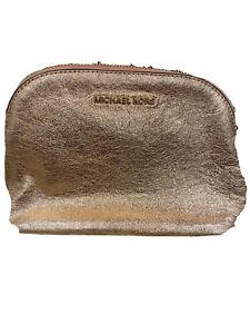 michael kors cosmetic makeup bag
