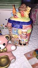 Biscottiera/porta The Coloratissima In Ceramica