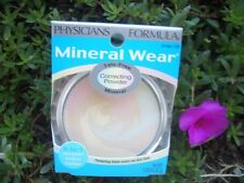 PHYSICIANS FORMULA MINERAL WEAR 3-IN-1 CORRECTING FACE POWDER, #7308 BUFF BEIGE