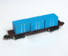 T Gauge 1:450 Scale Blue Container Wagon 041-B
