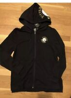 Steelers Pitsburgh Nfl Womens Hoodies Zipper Front Nwt Sz Small S