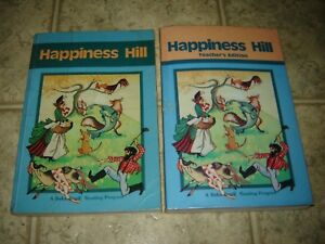 Lot of 10 Abeka A Beka Reader Books Grade 2 - -PILGRIM BOY-HAPPINESS HILL