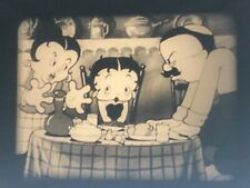 16mm Film Cartoon: Betty Boop in Minnie the Moocher (1932)