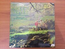 Vinyl LP - More Green Velvet. 16 Ballads of Peace and Love.
