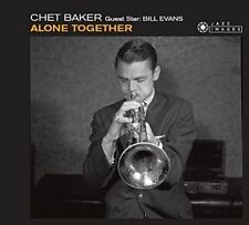 CHET BAKER (TRUMPET/VOCALS/COMPOSER)/BILL EVANS (PIANO) - ALONE TOGETHER NEW CD