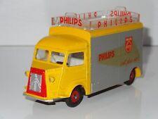 (v) french dinky CITROEN H DISPLAY VAN PHILLIPS - 587