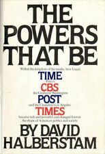 The Powers That Be Hardcover David Halberstam