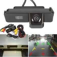 Car Reversing Rear View Camera for VW Polo 2C Bora Golf MK4 MK5 MK6 Beetle Leon