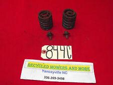 Craftsman Poulan LT GT Riding Mower Seat Spring Set 124181X 587613301 150176