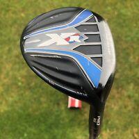 CALLAWAY XR16 PRO 16 3 WOOD - MATRIX OZIK 75 BLACK TIE STIFF SHAFT