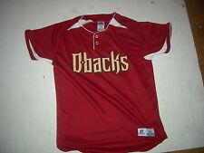 Arizona Diamondbacks Youth XL #8 Jersey,CUSTOMIZE YOUR NAME for $15 MORE