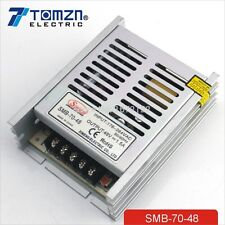 70W 48V 1.5A 100V-260V AC INPUT Ultra thin Single Output Switching power supply