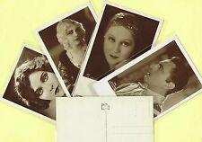 IRIS VERLAG (Austria) - 1920s Film Star Postcard/s #5379 to #5574 [Cinema/Movie]