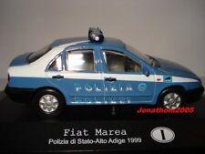 FIAT MAREA POLIZIA DI STRATO ALTO ADIGE 1999 au  1/43°