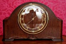 Electric Antique Mantel & Carriage Clocks