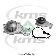New Genuine INA Water Pump 538 0053 10 Top German Quality