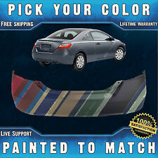 NEW Painted To Match - Rear Bumper Cover 2006-2011 Honda Civic Coupe 2 door