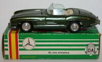 Vintage Joal 1/43 Scale Metal Model - 107 - Mercedes 300SL - Green