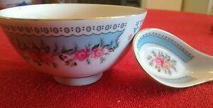 Bowl Of Rice Porcelain Tatung Taiwan
