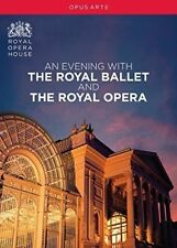 An Evening with the Royal Ballet & Royal Opera [New Dvd] 2 Pack