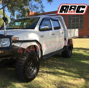 ADR Approved Side Steps & Brush Rail Bars fit for Toyota Hilux 2005-2015