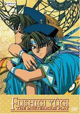 Fushigi Yugi The Mysterious Play Volume Vol. 7 DVD New