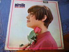 """MIREILLE MATHIEU ~ self titled~ 1967 12"""" LP~Factory stickered A1/B1 pressing"""