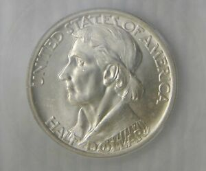 1936 Boone Commemorative Silver Half Dollar ~ ICG MS65, NICE!!!