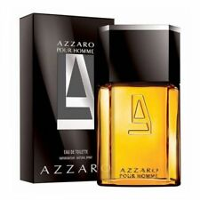 New AZZARO POUR HOMME Cologne 3.4 oz,100ml EDT Men Spray