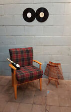 Vintage/Retro Living Room Chairs with 1 Pieces