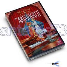GLI ARISTOGATTI RARO DVD WALT DISNEY 1 ed - SIGILLATO