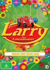 Larry The Lawnmower - Garden Shed Value Pack (DVD, 2011, 3-Disc Set)