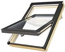 Dachfenster OPTILIGHT 66x118 + Eindeckrahmen