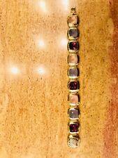 DAVID YURMAN ALBION 18K GOLD AND STERLING SILVER BRACELET RETAIL $4,990 + TAX