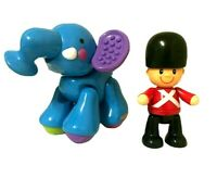 Fisher Price Amazing Animals Elephant British Guard Click Clack Sensory Toy