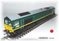 Heljan 10066302 Diesel Locomotive Class 66 ascendos Rail Leasing AC Digital #