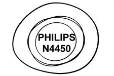 COURROIES SET PHILIPS N 4450 MAGNETOPHONE A BANDE EXTRA FORT NEUF FABRIQUE N4450